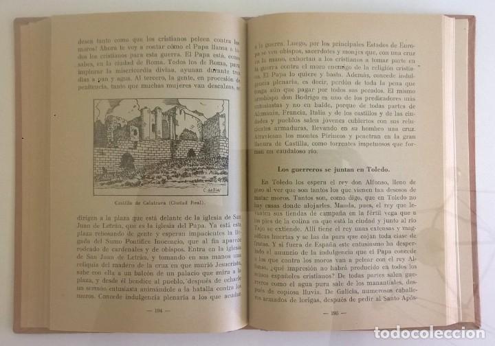Libros de segunda mano: DE COVADONGA A GRANADA.HISTORIA DE LA RECONQUISTA DE ESPAÑA-P. ENRIQUE HERRERA ORIA,S.J.-2ª EDICIÓN - Foto 14 - 235612395