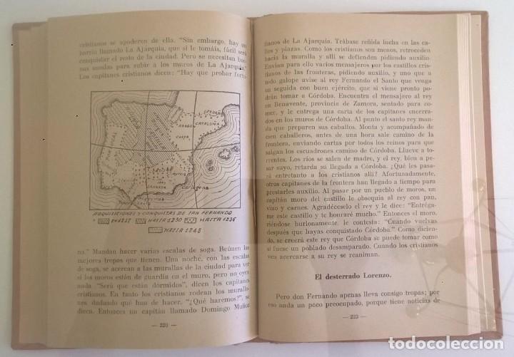 Libros de segunda mano: DE COVADONGA A GRANADA.HISTORIA DE LA RECONQUISTA DE ESPAÑA-P. ENRIQUE HERRERA ORIA,S.J.-2ª EDICIÓN - Foto 16 - 235612395