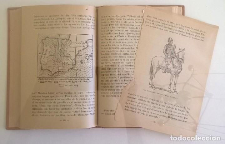 Libros de segunda mano: DE COVADONGA A GRANADA.HISTORIA DE LA RECONQUISTA DE ESPAÑA-P. ENRIQUE HERRERA ORIA,S.J.-2ª EDICIÓN - Foto 17 - 235612395