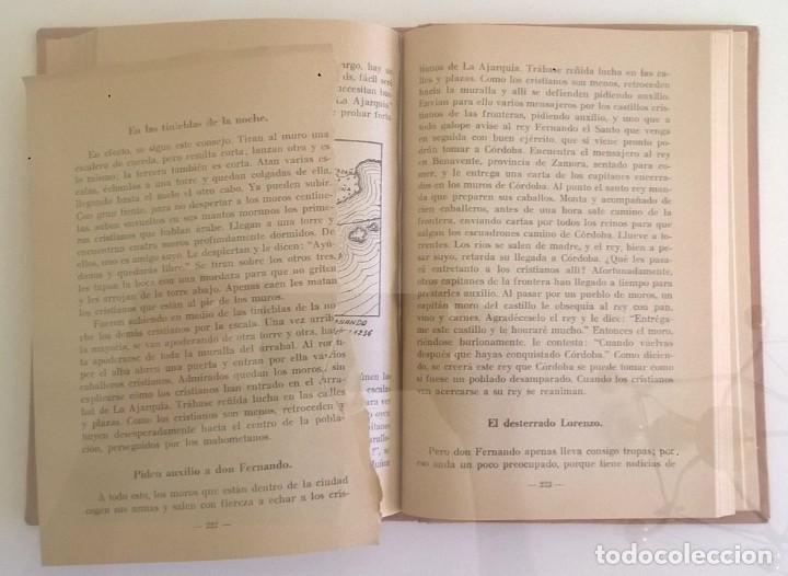 Libros de segunda mano: DE COVADONGA A GRANADA.HISTORIA DE LA RECONQUISTA DE ESPAÑA-P. ENRIQUE HERRERA ORIA,S.J.-2ª EDICIÓN - Foto 18 - 235612395