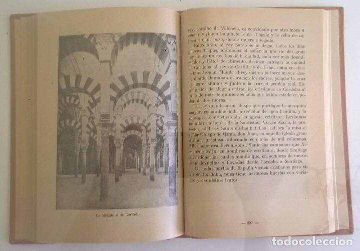 Libros de segunda mano: DE COVADONGA A GRANADA.HISTORIA DE LA RECONQUISTA DE ESPAÑA-P. ENRIQUE HERRERA ORIA,S.J.-2ª EDICIÓN - Foto 21 - 235612395