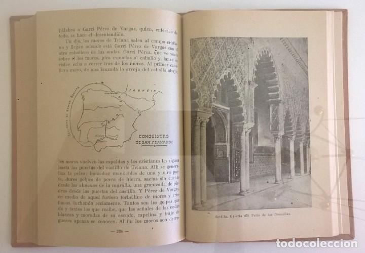 Libros de segunda mano: DE COVADONGA A GRANADA.HISTORIA DE LA RECONQUISTA DE ESPAÑA-P. ENRIQUE HERRERA ORIA,S.J.-2ª EDICIÓN - Foto 22 - 235612395