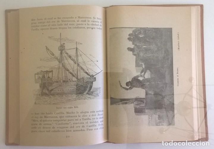 Libros de segunda mano: DE COVADONGA A GRANADA.HISTORIA DE LA RECONQUISTA DE ESPAÑA-P. ENRIQUE HERRERA ORIA,S.J.-2ª EDICIÓN - Foto 23 - 235612395