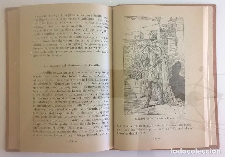 Libros de segunda mano: DE COVADONGA A GRANADA.HISTORIA DE LA RECONQUISTA DE ESPAÑA-P. ENRIQUE HERRERA ORIA,S.J.-2ª EDICIÓN - Foto 24 - 235612395