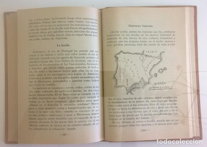Libros de segunda mano: DE COVADONGA A GRANADA.HISTORIA DE LA RECONQUISTA DE ESPAÑA-P. ENRIQUE HERRERA ORIA,S.J.-2ª EDICIÓN - Foto 25 - 235612395