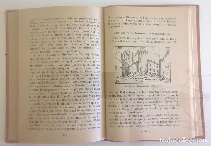 Libros de segunda mano: DE COVADONGA A GRANADA.HISTORIA DE LA RECONQUISTA DE ESPAÑA-P. ENRIQUE HERRERA ORIA,S.J.-2ª EDICIÓN - Foto 26 - 235612395