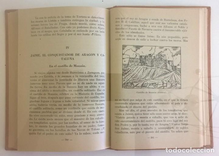 Libros de segunda mano: DE COVADONGA A GRANADA.HISTORIA DE LA RECONQUISTA DE ESPAÑA-P. ENRIQUE HERRERA ORIA,S.J.-2ª EDICIÓN - Foto 27 - 235612395