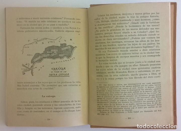 Libros de segunda mano: DE COVADONGA A GRANADA.HISTORIA DE LA RECONQUISTA DE ESPAÑA-P. ENRIQUE HERRERA ORIA,S.J.-2ª EDICIÓN - Foto 31 - 235612395
