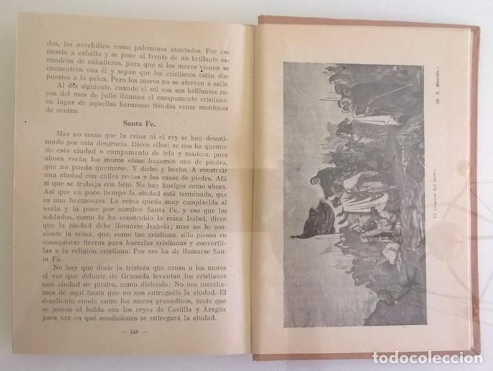 Libros de segunda mano: DE COVADONGA A GRANADA.HISTORIA DE LA RECONQUISTA DE ESPAÑA-P. ENRIQUE HERRERA ORIA,S.J.-2ª EDICIÓN - Foto 32 - 235612395