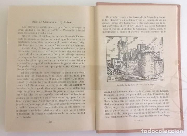 Libros de segunda mano: DE COVADONGA A GRANADA.HISTORIA DE LA RECONQUISTA DE ESPAÑA-P. ENRIQUE HERRERA ORIA,S.J.-2ª EDICIÓN - Foto 33 - 235612395