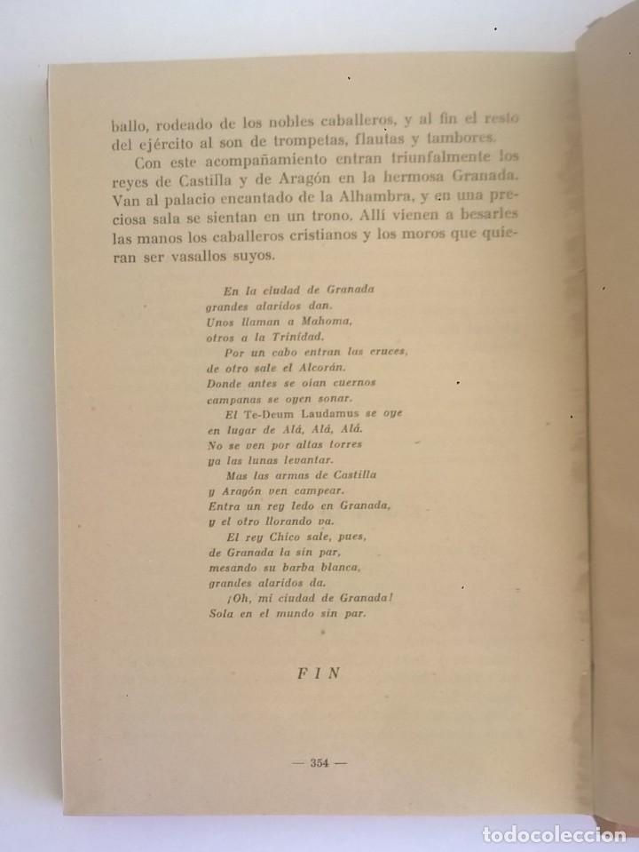 Libros de segunda mano: DE COVADONGA A GRANADA.HISTORIA DE LA RECONQUISTA DE ESPAÑA-P. ENRIQUE HERRERA ORIA,S.J.-2ª EDICIÓN - Foto 34 - 235612395