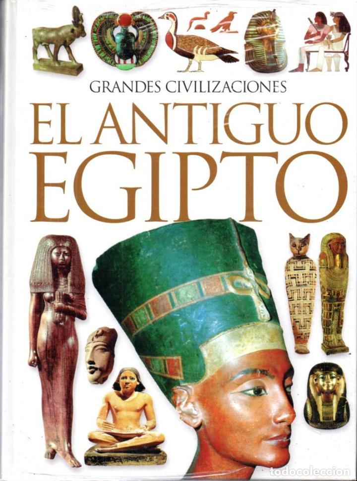 Grandes Civilizaciones El Antiguo Egipto 199 Comprar Libros De Historia Antigua En Todocoleccion 194134638