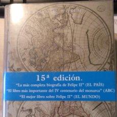 Libros de segunda mano: FELIPE II Y SU TIEMPO. - FERNANDEZ ALVAREZ, MANUEL.. Lote 194369445