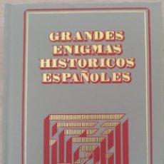 Libros de segunda mano: EL TRIBUNAL DE LOS TUMULTOS. ¿QUÉ PASO EN LA BATALLA DE GUADALAJARA? EL ARBOL DE GUERNICA. LOS ORIGE. Lote 194369485