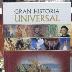 Libros de segunda mano: GRAN HISTORIA UNIVERSAL. LA ÉPOCA DE LOS DESCUBRIMIENTOS. TOMO 12. CLUB INTERNACIONAL DEL LIBRO.. Lote 194564516