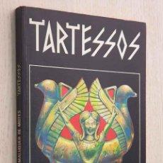 Libros de segunda mano: TARTESSOS. LA CIUDAD SIN HISTORIA - MALUQUER DE MOTES, JUAN. Lote 194601326