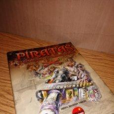 Libros de segunda mano: PIRATAS: CORSARIOS Y FILIBUSTEROS. Lote 194627616
