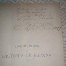 Libros de segunda mano: HISTORIA DE ESPAÑA. Lote 194707187