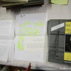 Libros de segunda mano: GALICIA - LA IDENTIDAD DE CRISTOBAL COLON - ALFONSO PHILIPPOT - VIGO 1994 677PAG 24CM, ANEXO + INFO. Lote 194719025