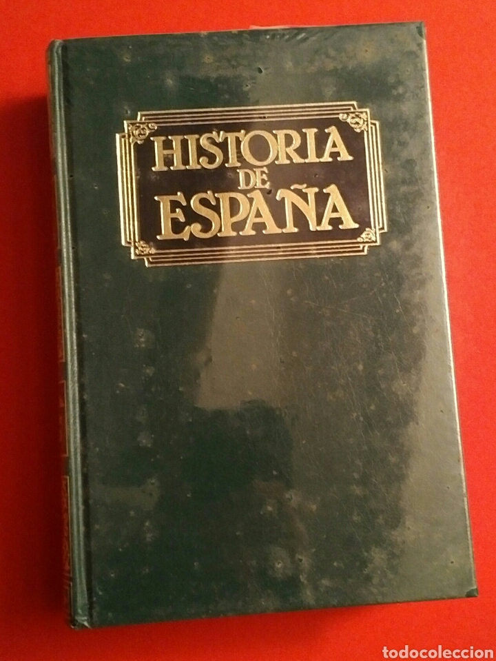 Libros de segunda mano: Historia de España - Restauración Alfonso XIII t. 8 - Club Internacional del Libro, 1990 - Foto 2 - 194867247