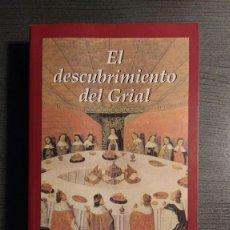 Libros de segunda mano: EL DESCUBRIMIENTO DEL GRIAL ANDREW SINCLAIR EDHASA. Lote 194871707