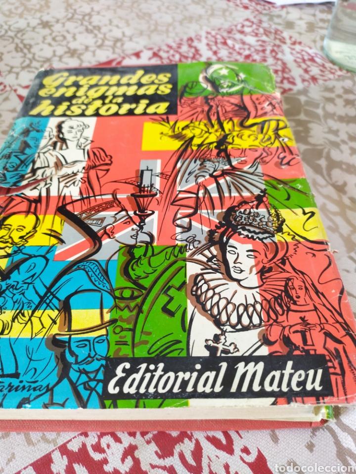 GRANDES ENIGMAS DE LA HISTORIA (Libros de Segunda Mano - Historia Antigua)
