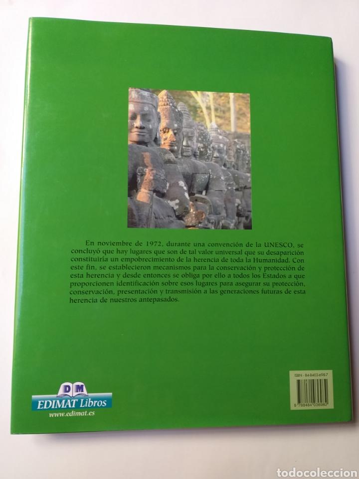 Libros de segunda mano: Civilizaciones perdidas . Patrimonio de la Humanidad . Edimat libros 2001 . . Arte historia antigua - Foto 3 - 195368210