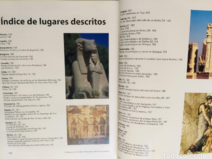 Libros de segunda mano: Civilizaciones perdidas . Patrimonio de la Humanidad . Edimat libros 2001 . . Arte historia antigua - Foto 9 - 195368210
