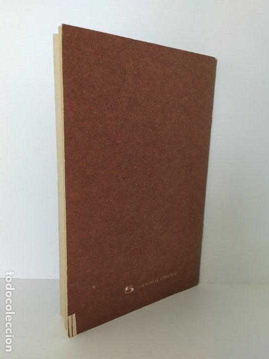 Libros de segunda mano: LA CIUDAD DE LOS CASTILLOS. ALEJANDRO GONZÁLEZ ACOSTA. EDITORIAL ORIENTE. SANTIAGO DE CUBA. 1984. - Foto 2 - 195377898