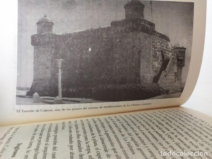 Libros de segunda mano: LA CIUDAD DE LOS CASTILLOS. ALEJANDRO GONZÁLEZ ACOSTA. EDITORIAL ORIENTE. SANTIAGO DE CUBA. 1984. - Foto 4 - 195377898