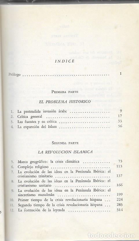 Libros de segunda mano: ignacio olague la revolucion islamica en occidente barcelona 1974 - Foto 2 - 195379333