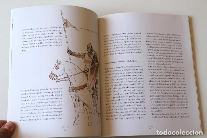 Libros de segunda mano: E.Maideu i altres - El castell de Mataplana i del comte Arnau. Una història i llegenda singulars - Foto 4 - 195383161