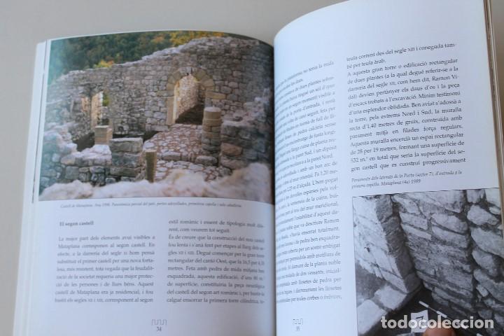 Libros de segunda mano: E.Maideu i altres - El castell de Mataplana i del comte Arnau. Una història i llegenda singulars - Foto 5 - 195383161