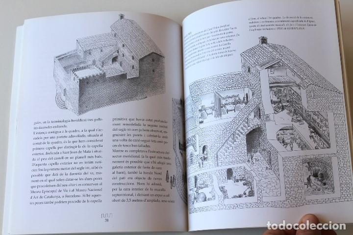 Libros de segunda mano: E.Maideu i altres - El castell de Mataplana i del comte Arnau. Una història i llegenda singulars - Foto 6 - 195383161