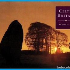Libros de segunda mano: CELTIC BRITAIN. HOMER SYKES. LA BRETAÑA CELTA.. Lote 195511133