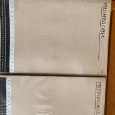 Libros de segunda mano: PREHISTORIA UNED (2 TOMOS). Lote 195852890