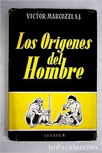 LOS ORIGENES DEL HOMBRE (Libros de Segunda Mano - Historia Antigua)