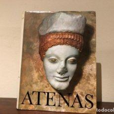 Libros de segunda mano: ATENAS . CIUDAD DE LOS DIOSES. DE LA PREHISTORIA AL 338 A.C. A. PROCOPIOU. EDITORIAL ARGOS.. Lote 196800272
