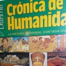Libros de segunda mano: ENCICLOPEDIA, CRÓNICA DE LA HUMANIDAD (1991) - DIARIO 16, EDITADO POR PLAZA & JANES. Lote 197267180