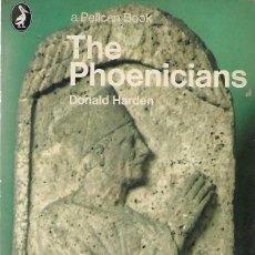 Libros de segunda mano: THE PHOENICIANS. EN INGLÉS. Lote 197402107