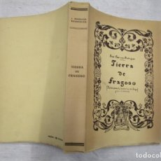 Libros de segunda mano: VIGO - TIERRA DE FRAGOSO - JOSE ESPINOSA RODRIGUEZ - EDI FARO DE VIGO 1949, PRIMERA EDICION+. Lote 198470900