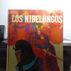 Libros de segunda mano: LOS NIBELUNGOS (EDITORIAL NOGUER, , PRIMERA EDICION, 1966 ). Lote 199110612