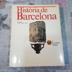 Libros de segunda mano: HISTORIA DE BSRCELONA. Lote 200100610