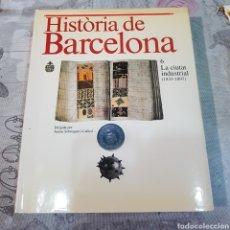 Libros de segunda mano: HISTORIA DE BARCELONA. Lote 200101027