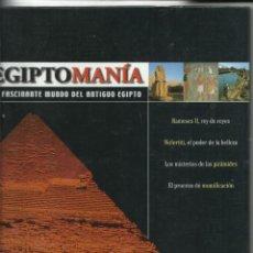 Libros de segunda mano: EGIPTOMANIA. Lote 201935775