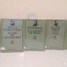 Libros de segunda mano: LOTE DE 5 LIBROS EDICIONS 62 I LA CAIXA . Lote 202492477