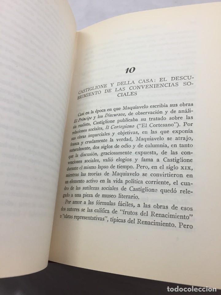 Libros de segunda mano: El legado de Italia. Giuseppe Prezzolini. Pegaso 1955 - Foto 6 - 202844198