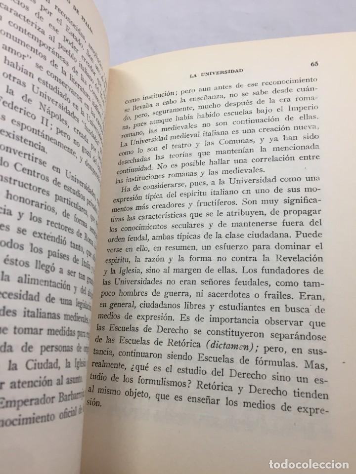 Libros de segunda mano: El legado de Italia. Giuseppe Prezzolini. Pegaso 1955 - Foto 9 - 202844198