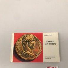 Libros de segunda mano: HISTORIA DEL DINERO. Lote 202918318