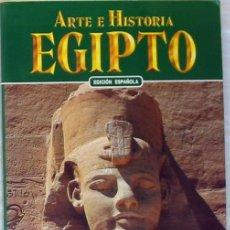 Libros de segunda mano: ARTE E HISTORIA DE EGIPTO 5000 AÑOS DE CIVILIZACIÓN - CASA EDITRICE BONECHI 2007 VER INDICE Y FOTOS. Lote 203866896